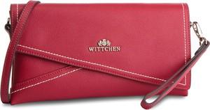 Czerwona torebka Wittchen na ramię