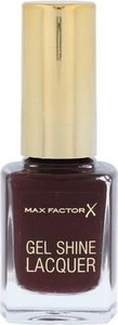 Max Factor Gel Shine 60 Sheen Merlot Lakier do paznokci W 11 ml