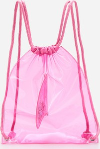 Różowy plecak Reserved