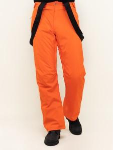 Pomarańczowe spodnie sportowe Salomon