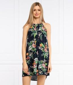 Sukienka Superdry bez rękawów trapezowa
