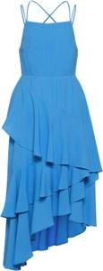 Niebieska sukienka edited the label midi