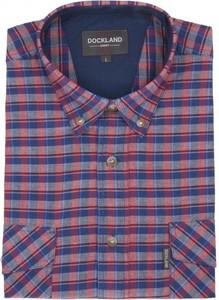 Koszula Dockland w stylu casual z krótkim rękawem