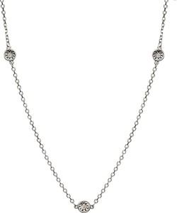 ANIA KRUK Naszyjnik DIAMONDS białe złoto 585 z brylantami