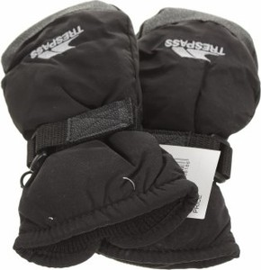 Czarne rękawiczki Trespass