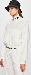 Kurtka Calvin Klein krótka w stylu casual