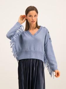 Niebieski sweter Liu-Jo