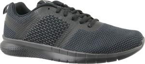 Buty sportowe Reebok w sportowym stylu z tkaniny sznurowane