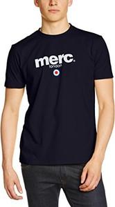 T-shirt Merc Of London z krótkim rękawem