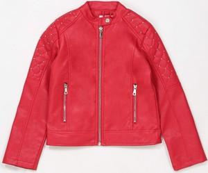 Czerwona kurtka dziecięca born2be
