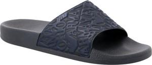 Niebieskie buty letnie męskie Emporio Armani
