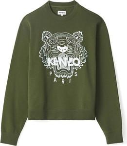 Zielona bluza Kenzo