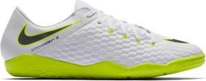 Zielone buty sportowe Nike w sportowym stylu