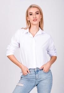 Koszula Zoio z kołnierzykiem w stylu casual z bawełny