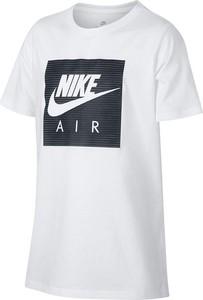 Koszulka dziecięca Nike z bawełny