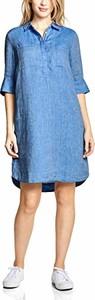 Sukienka amazon.de koszulowa z długim rękawem