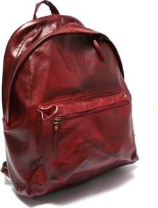 57247b50eabd8 skórzany plecak vintage - stylowo i modnie z Allani