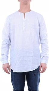 Niebieska koszula Daniele Alessandrini