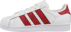 Trampki Adidas z płaską podeszwą