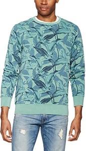 Błękitna bluza tommy hilfiger