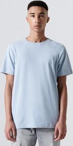 Niebieski t-shirt Cropp