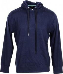 Niebieski sweter Diesel z kaszmiru