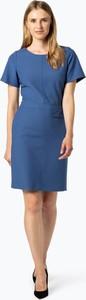 Sukienka Hugo Boss w stylu casual z krótkim rękawem