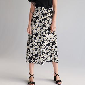 Spódnica Reserved w stylu boho midi