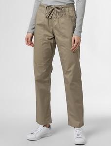 Zielone spodnie Marie Lund
