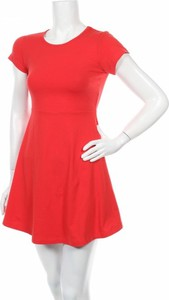 Czerwona sukienka Sh Silvian Heach mini