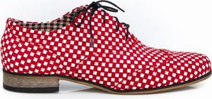 Półbuty Zapato z płaską podeszwą