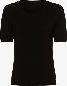Czarny sweter More & More