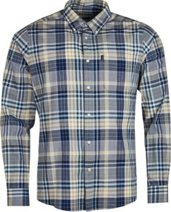 Koszula Barbour z bawełny
