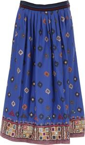 Niebieska spódnica Weekend By Masx Mara
