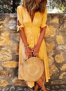 Sukienka Sandbella midi