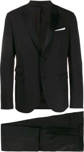 Czarny garnitur Neil Barrett