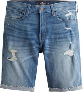 Spodenki Hollister Co. z jeansu