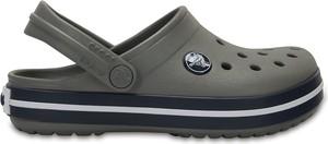 Brązowe buty dziecięce letnie Crocs