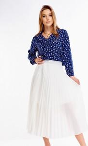 Bluzka Atena Collection z długim rękawem w stylu casual