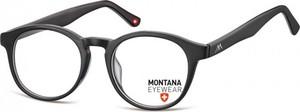 Stylion Lenonki okragle oprawki optyczne, korekcyjne Montana MA66