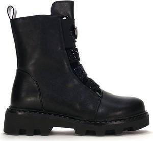 Buty dziecięce zimowe Apawwa na zamek