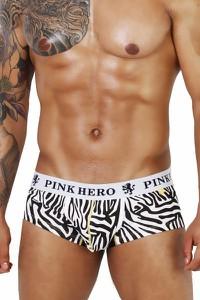 Majtki pink hero