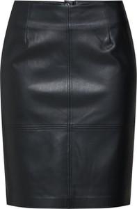 Czarna spódnica comma, midi