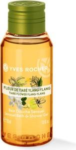 Yves Rocher Mini żel pod prysznic Kwiat Tiare & Ylang Ylang