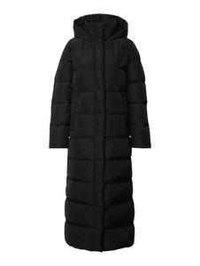 Czarny płaszcz MaxMara