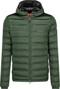 Zielona kurtka Invicta w stylu casual