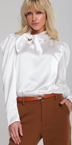 Bluzka Renee ze sznurowanym dekoltem