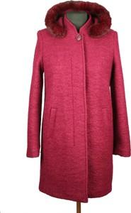 Płaszcz bez wzorów
