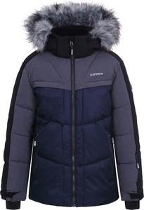 Granatowa kurtka dziecięca Icepeak dla chłopców