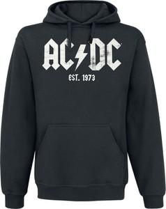 Czarna bluza Ac/Dc z bawełny